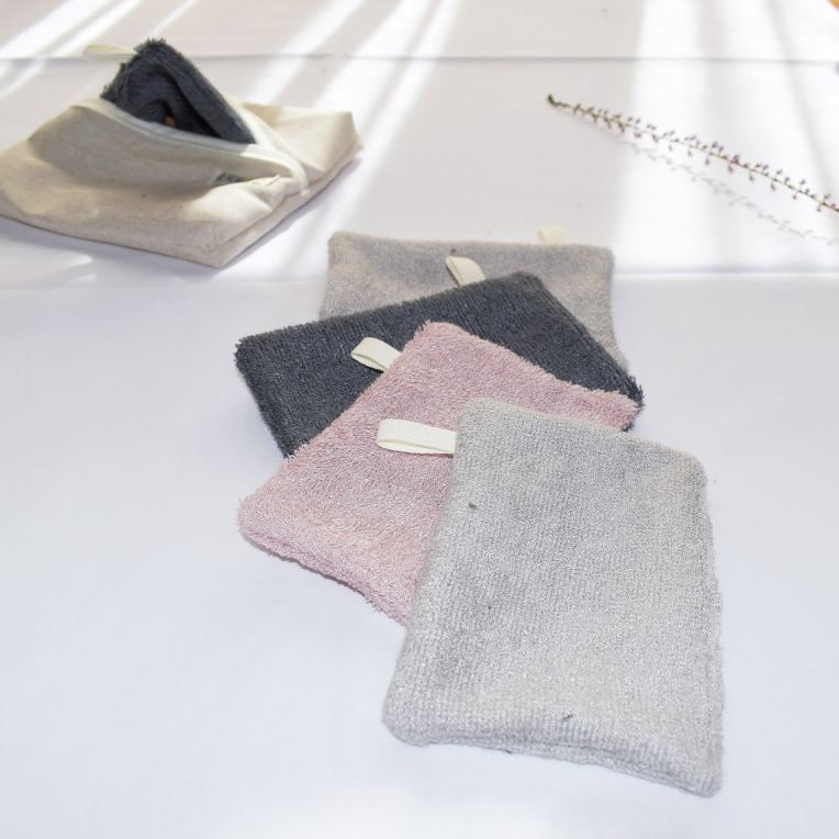toallitas reutilizables mynenetu estuche dispensador